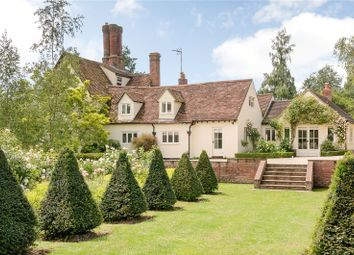 Thumbnail 6 bed detached house for sale in Church Hill, Hempstead, Saffron Walden, Essex