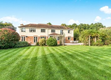 Thumbnail 5 bed detached house for sale in Ockwells Road, Maidenhead
