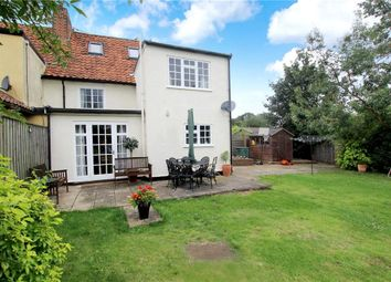Thumbnail 3 bed semi-detached house to rent in Primrose Cottages, The Street, Bredfield, Woodbridge