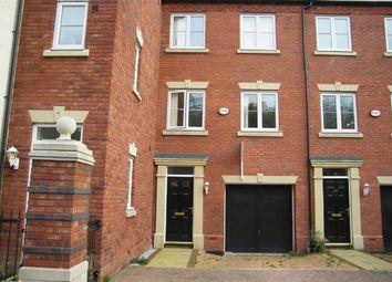 Thumbnail 3 bedroom terraced house to rent in Danvers Way, Fulwood, Preston