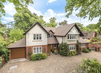 Thumbnail 5 bedroom detached house for sale in East Road, Maidenhead, Berkshire