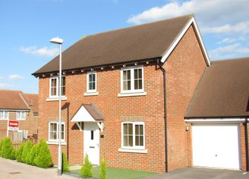 Thumbnail 4 bed detached house for sale in Leigh Road, Sittingbourne