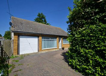 Thumbnail 2 bed detached bungalow for sale in Drake Avenue, Minster On Sea, Sheerness