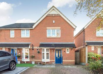 Thumbnail 2 bed terraced house for sale in Barrington Road, North Cheam, Sutton