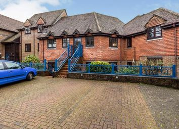 Thumbnail 2 bed flat for sale in Three Gates Lane, Haslemere, Surrey