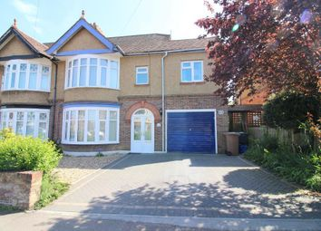 5 bed semi-detached house for sale in Montrose Avenue, Luton, Bedfordshire LU3