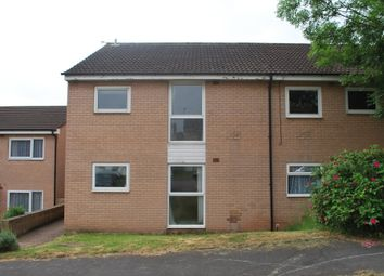 Thumbnail 2 bed flat to rent in Woodfield Close, Exmouth