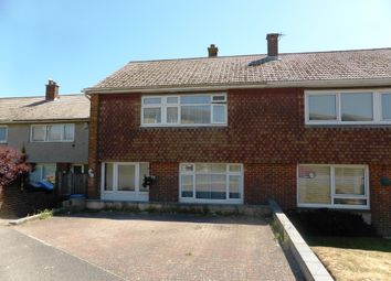 Thumbnail 4 bed semi-detached house for sale in Rokesley Road, Dover, Kent
