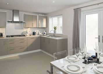 "Thumbnail 3 bed detached house for sale in ""Washford"" at Barnett Road, Steventon, Abingdon"