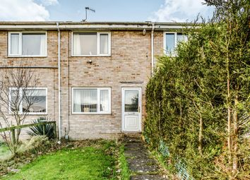Thumbnail 2 bedroom terraced house for sale in Howden Close, Cowlersley, Huddersfield