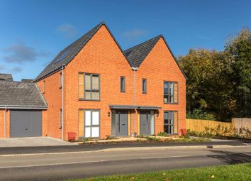 Thumbnail 3 bed detached house for sale in Louisburg Avenue, Bordon, Hampshire