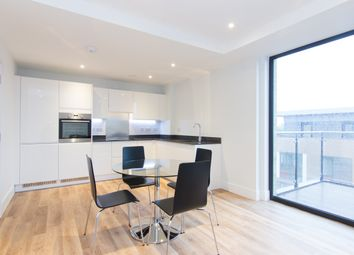 Thumbnail 1 bed flat to rent in Westfield Waterside, Wandsworth, London