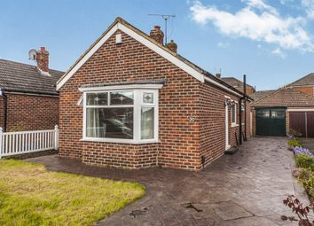 Thumbnail 2 bedroom semi-detached bungalow for sale in Blue Bell Grove, Middlesbrough