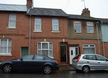Thumbnail 3 bedroom terraced house to rent in Norton Road, Kingsthorpe, Northampton