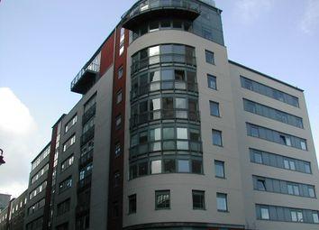 Thumbnail 2 bed flat to rent in Fleet Street, Birmingham