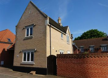 Thumbnail 2 bedroom property for sale in Black Barn Close, Lower Somersham, Ipswich