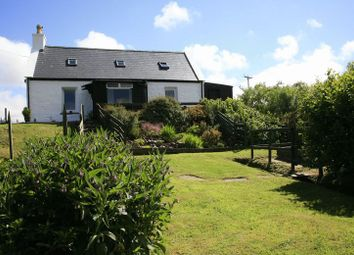 Thumbnail 1 bed cottage for sale in Brogaig, Staffin, Portree