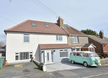 Thumbnail 5 bed semi-detached house for sale in Millbrook Gardens, Eastbourne