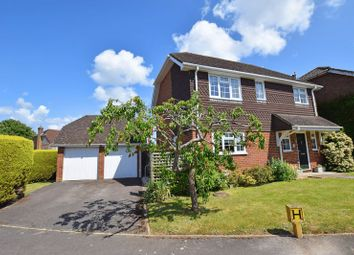 Thumbnail 4 bed detached house for sale in Ellis Way, Uckfield