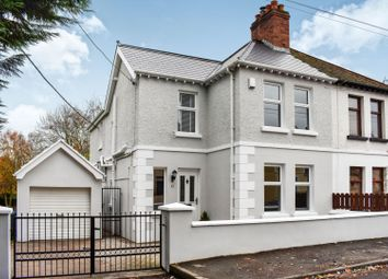 Thumbnail 3 bed semi-detached house for sale in Greenmount Park, Lisburn