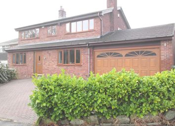 Thumbnail 4 bed detached house for sale in Delph Brook Way, Egerton, Bolton