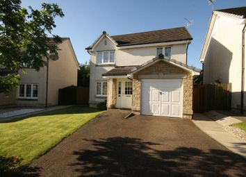 Thumbnail 3 bed detached house for sale in Achray Drive, Falkirk