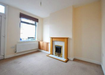 Thumbnail 2 bed terraced house to rent in Queens Road, Hinckley, Leicestershire