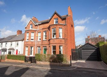 Thumbnail 4 bed semi-detached house for sale in 47, Marlborough Park Central, Belfast