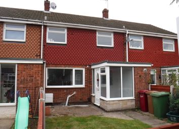 Thumbnail 3 bed terraced house to rent in Brookdale Road, Scunthorpe