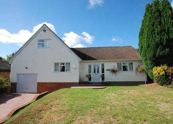 Thumbnail 4 bed detached house for sale in Pedlars Lane, Therfield, Royston