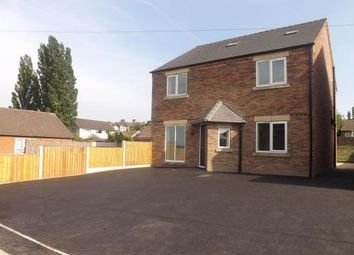 Thumbnail 4 bed detached house to rent in Nuncargate Road, Kirkby In Ashfield