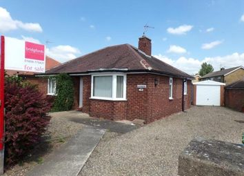 Thumbnail 2 bed bungalow for sale in Springwell Lane, Northallerton, North Yorkshire