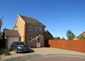 3 bed detached house for sale in Bosworth Close, Northampton NN4