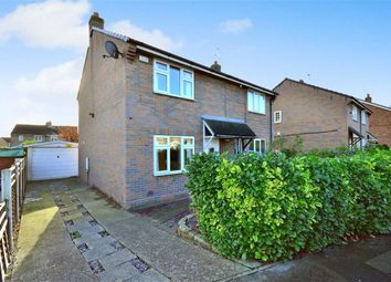 Thumbnail 2 bed semi-detached house for sale in Millfield Drive, Camblesforth