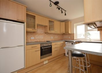 Thumbnail 1 bed flat to rent in Baron Grove, Mitcham, Surrey