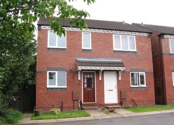Thumbnail 2 bed semi-detached house to rent in Marlborough Way, Newdale, Telford
