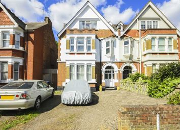 Thumbnail 2 bed flat for sale in Twyford Avenue, London