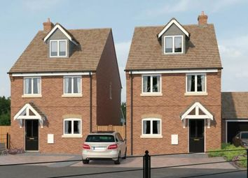 Thumbnail 4 bed detached house for sale in Rear Of 144 Easemore Road, Redditch, Worcestershire