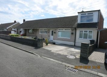 Thumbnail 3 bed bungalow for sale in Heol Y Bronwen, Aberavon, Port Talbot