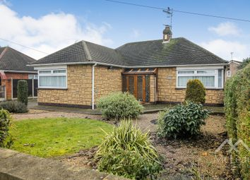 Thumbnail 2 bed detached bungalow for sale in Robinswood Road, Nottingham
