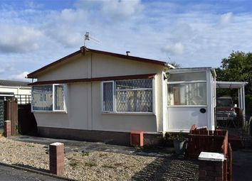Thumbnail 3 bed mobile/park home for sale in Estuary Park, Llangennech, Llanelli