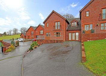 Thumbnail 4 bed link-detached house for sale in Tyle Heulog, Builth Wells, Powys