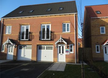 Thumbnail 3 bed semi-detached house to rent in Comrades Place, Goldthorpe, Rotherham, South Yorkshire