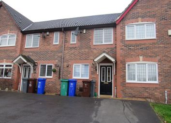 Thumbnail 2 bed terraced house for sale in Oakcroft Way, Manchester