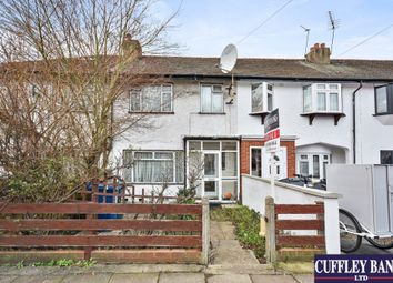 Thumbnail 3 bed terraced house for sale in Manor Farm Road, Wembley