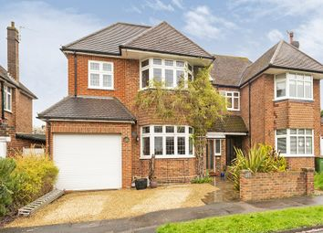 Thumbnail 5 bed semi-detached house for sale in Chaffers Mead, Ashtead