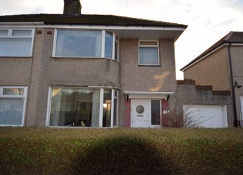 Thumbnail 3 bedroom semi-detached house for sale in Maryport Avenue, Walney, Cumbria