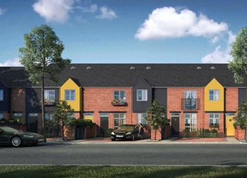 Thumbnail 2 bedroom town house for sale in Perry Road, Sherwood, Nottingham, Nottinghamshire