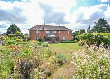 Thumbnail 3 bed semi-detached house for sale in Whissonsett Road, Colkirk, Fakenham