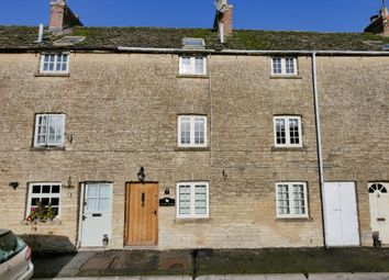 Thumbnail 3 bed terraced house for sale in Mill End, Northleach, Cheltenham, Gloucestershire